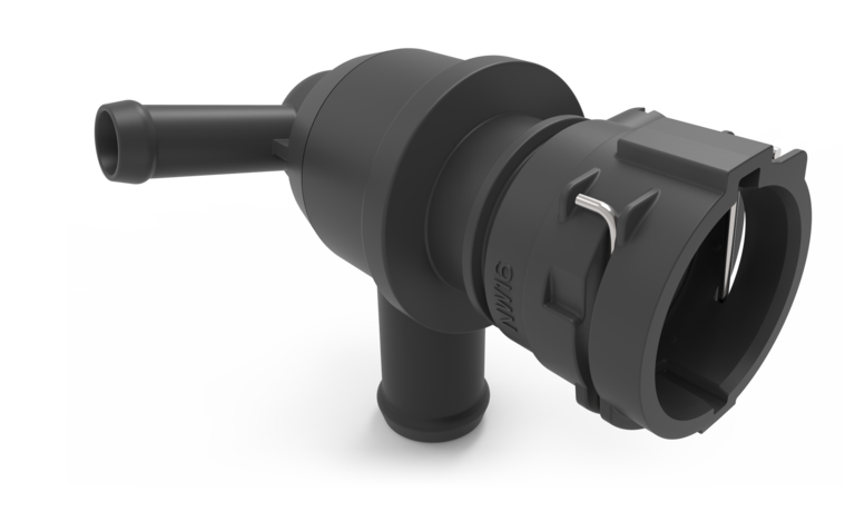 Smart valve for thermal management